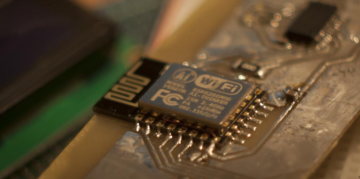 HTTP server with WebSockets on ESP8266 | lujji